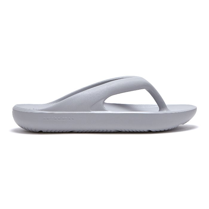[New Balance X TAW&TOE] ZEROVITY™ Flip Flop 2.0 - Light Gray